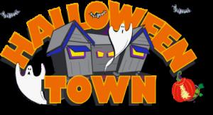 Halloween Town Logo